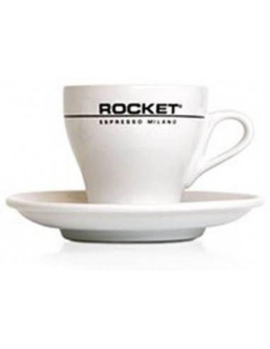 مجموعة أكواب للفلات وايت، ٦ أكواب بالعلبة (RA99904474) من روكيت