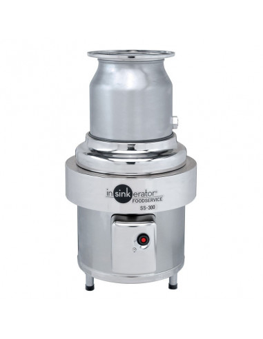 Insinkerator SS300-3HP Commercial Garbage Disposer