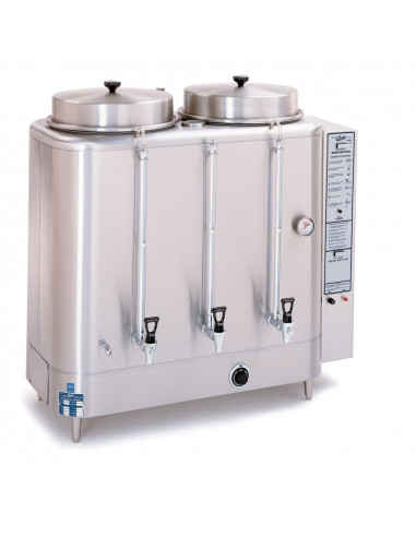 Curtis RU-1000 Automatic Twin 10 Gallon Coffee Urn