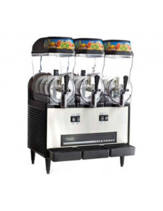 Omega Three 3 Bowls Granita Machine