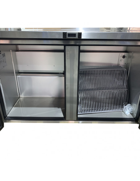 [Outlet] True TUC-48F Two Doors Undercounter Freezer