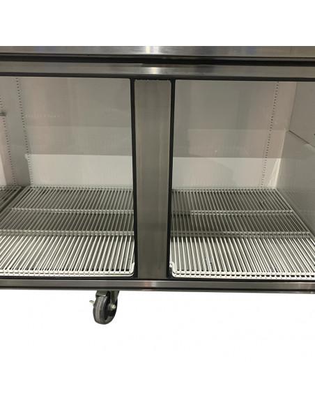 [Outlet] True TUC-93-220V Three Doors Undercounter Refrigerator