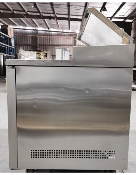 [Outlet] TRUE TPP-44-220V One Door PIZZA PREP REFRIGERATOR