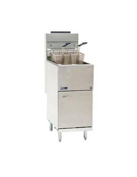 Pitco Solstice Electric Fryer Single Well