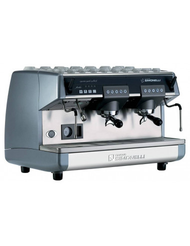 Nuova Simonelli Aurelia Plus 2 Group with Auto Steam