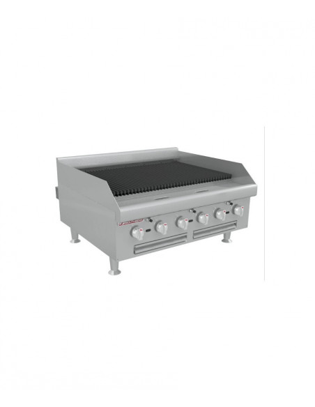 "SOUTHBEND  HDCL-48  Gas Counter Model, 48"" wide"