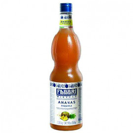 Pineapple Syrup 1000 ml - Fabbri 1905 MixyBar