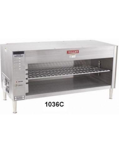 (1036C) مذوبة الجبن الكهربائية توضع على السطح