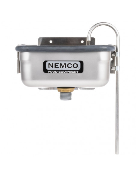 Nemco 77316-10  Ice Cream Dipper Well and Faucet Set