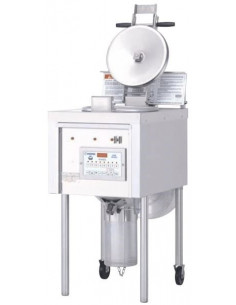 Winston PF46C-380 Collectramatic® pressure/open fryer