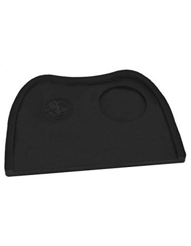 Rhinoware Bench Tamper Mat, Rubber - Black