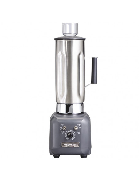 Hamilton Beach HBF500S‐UK Commercial Food Blender with Chop/ Pulse and Variable Speed