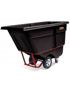 Rubbermaid 1305-00 Tilt Truck, Standard Duty