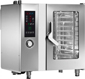 Angelopo Plus Electric Combi Oven 10x GN 1/1