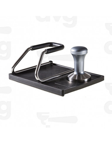 TAMPING MAT WITH S. STEEL UNIVERSAL FILTERHOLDER STAND AND FANTASY TAMPER D.58