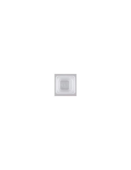 وعاء كامبرو الشفاف لحفظ الأطعمة بعمق ٦ إنش، ومقاس ١١/٦