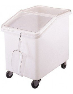 Cambro 37 Gallon Slant Top Ingredient Bin IBS37