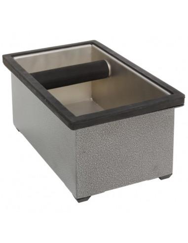 Stainless Steel Knock Box Set