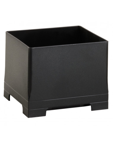 Snap Bin, 3.5in, Black