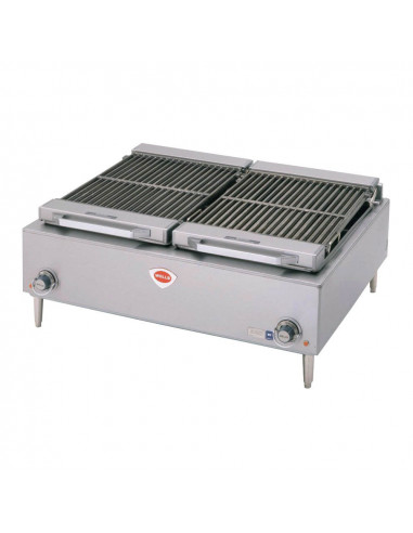 Wells B-50 36 Inch Stainless Steel Electric Charbroiler