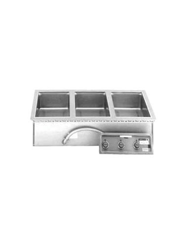 Wells MOD300TD 3 Pan Thermostatically Controlled Hot Food Well