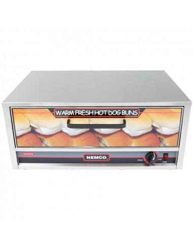 Nemco 8045W-BW-220 Moist Heat  Bun Warmer