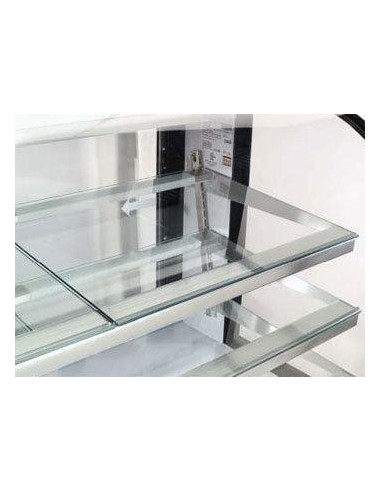 True 914816 2 GLASS SHELF KITS  26 3-4 X 21 3-4 - TCGR & TCGD-59