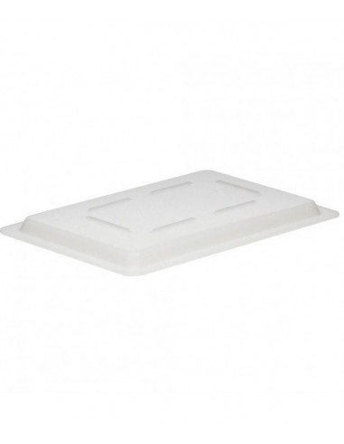 CAMBRO CAMWEAR WHITE FLAT LID FOR FOOD STORAGE BOX