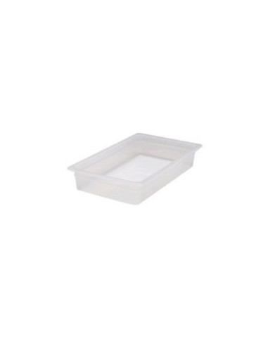 Cambro 14PP190 Camwear Translucent Full Size 1/1 Food Pan