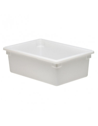 Cambro 182612P148 Camwear White 1/1 Food Storage Box