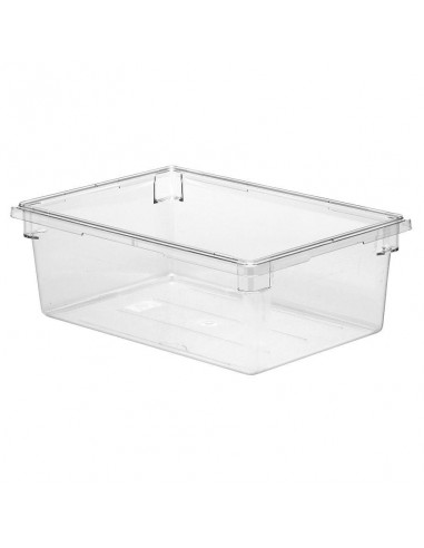 Cambro 182612CW135 Camwear Clear 1/1 Food Storage Box