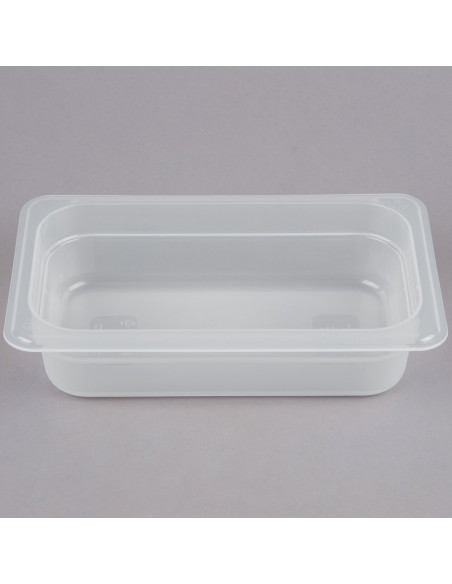 CAMBRO 42PP190 SIZE 1/4 TRANSLUCENT FOOD PAN
