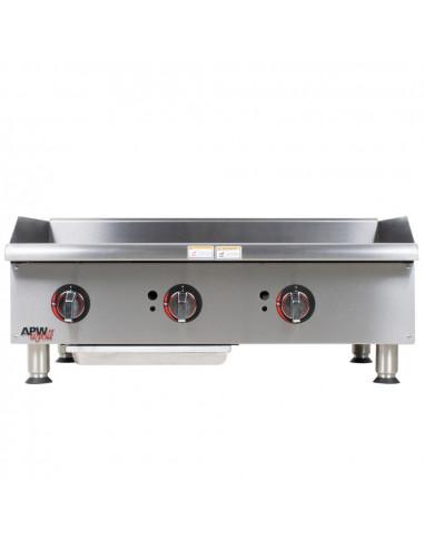 APW Wyott GGM-48i  Countertop Griddle