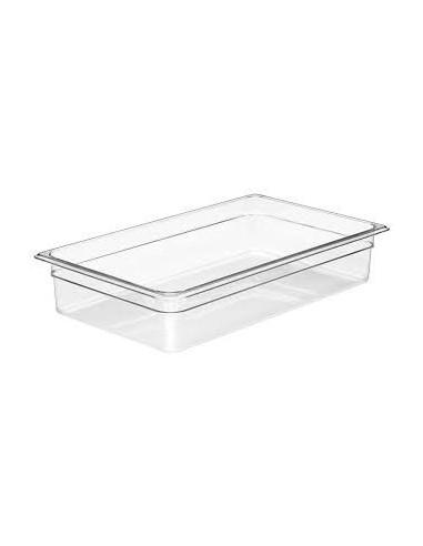 (14CW135) وعاء عميق وشفاف لحفظ الطعام