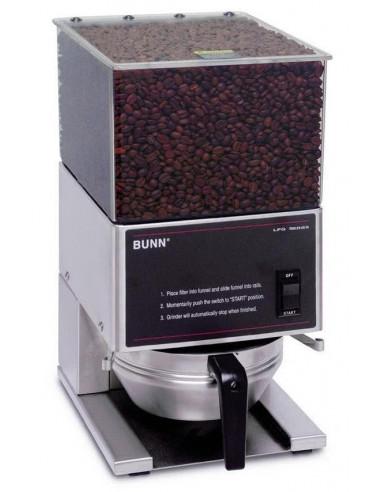(LPG) طحانة القهوة بوعاء واحد وبتحكم بكمية الطحن