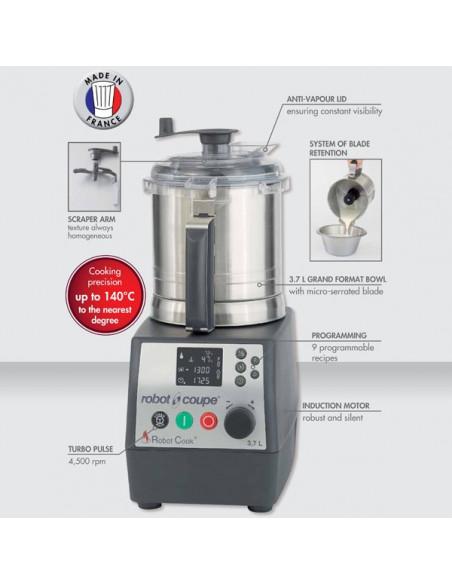 Robot Coupe 43001R Robot Cook