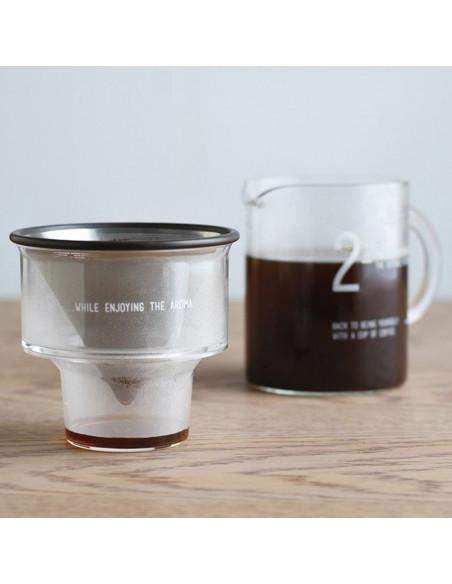 KINTO SLOW COFFEE STYLE COFFEE JUG SET 600ML