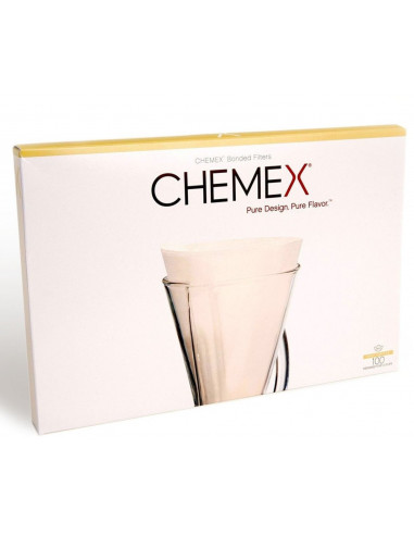 Chemex 3 Cups Paper Filters