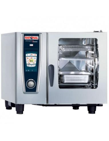 RATIONAL SELF COOKING CENTER 5 SENSES MODEL 61 GN 1/1 - Gas