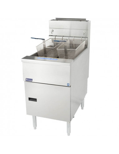 PITCO SE18S SOLSTICE ELECTRIC FRYERS