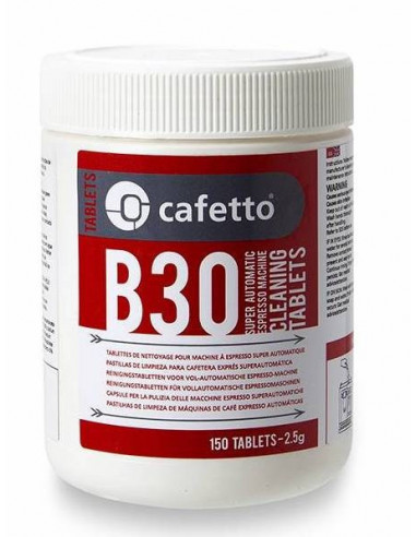 Cafetto 29018 B30 Tablets 150 tablets