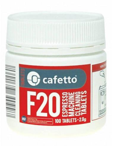 (29782 F20)  أقراص لتنظيف آلة القهوة