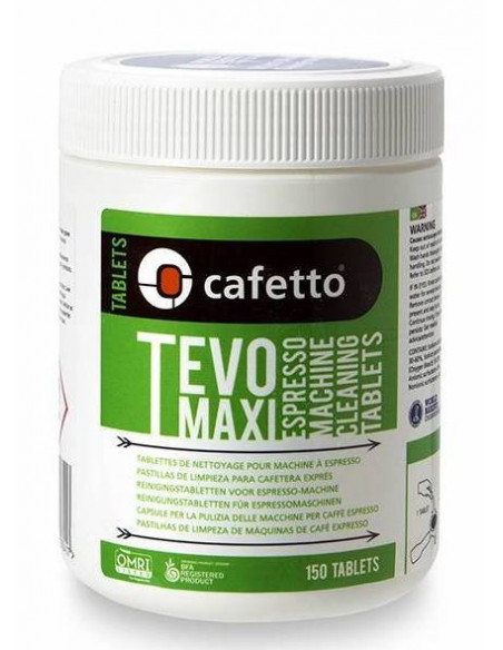 Cafetto® Tevo MAXI tablets