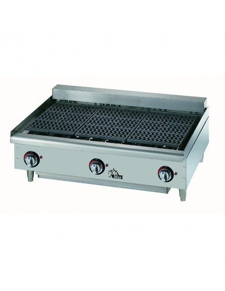 Star Max 5136CD Charbroiler