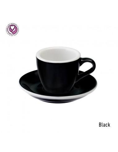 Loveramics 80ml Espresso Cup & saucer