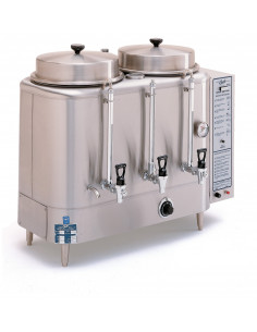 Curtis RU-300 Automatic Twin 3 Gallon Coffee Urn