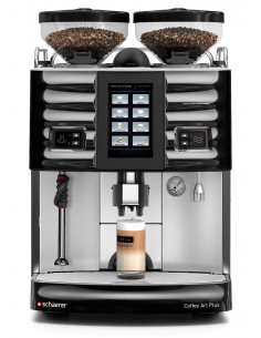 آلة الإسبريسو شارير بتقنية تبخير فائقة