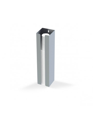 Miran Stainless steel Tabletop Cup Dispenser - Large