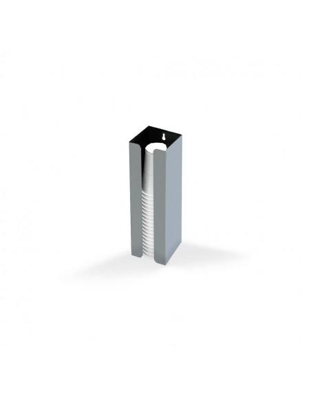 Miran Stainless steel Tabletop Cup Dispenser - Medium