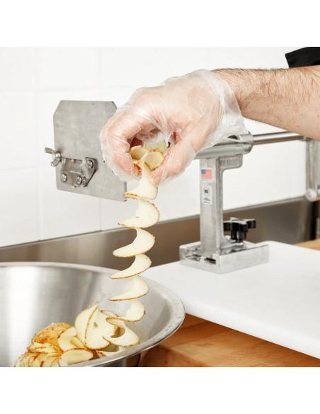 (550550AN-R) قطاعة البطاطس بشكل حلزوني